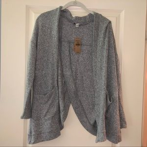 American Eagle Grey Cardigan